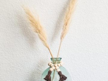 Selling: 14 inch Wooden Bead Tassel