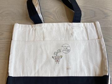 Selling: Bay Area Hoya Large Tote Bag